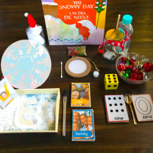"""""""Say it Loud!""""  – It's a Snowy Day Holiday Box"""
